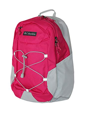 Columbia Northport Day Pack Omni-Shield Backpack (Pink Grey)