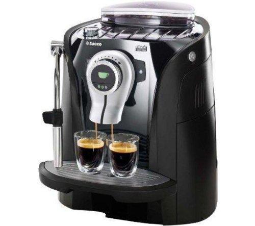 PHILIPS/SAECO Cafetera expreso Black Giro Plus RI9755: Amazon.es ...