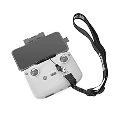STARTRC Remote Control Adjustable Lanyard Hanging Strap Bracket Buckle for DJI Mavic Air 2 Accessories