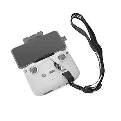 STARTRC Remote Control Adjustable Lanyard Hanging Strap Bracket Buckle for DJI Mavic Air 2/ Mini 2 Accessories by Startrc