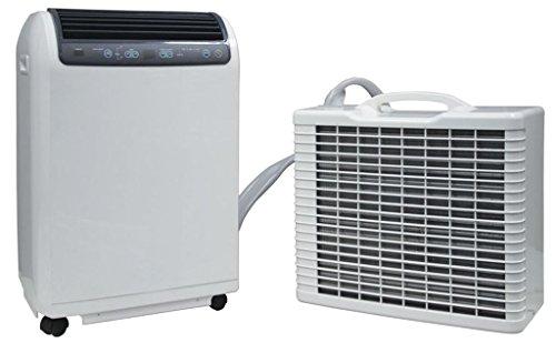 Prem-i-air Verdunstungskühler 15000BTU, mit Fernbedienung und Zeitschaltuhr
