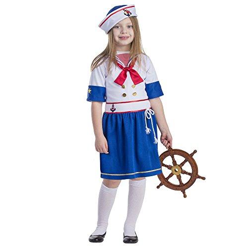 Dress Up America Matrose meisjeskostuum