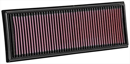 K&N 33-3039 Filtre à Air du Moteur, Haute Performance, Premium, Lavable, Filtre de Remplacement, Plus de Pouvoir