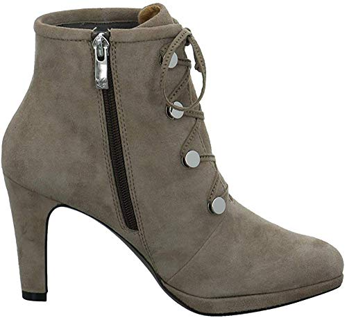 CAPRICE Damen Stiefeletten Eleganter Ankle Boot in Taupe 25103-343 braun 702234