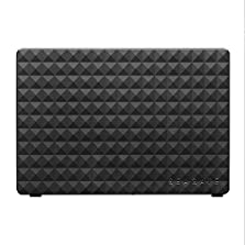 Seagate Expansion Desktop, 6 TB, externe Festplatte, 3.5 Zoll, USB 3.0, PC & Notebook, Modellnr.: STEB6000403©Amazon