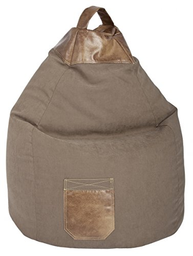 SITTING POINT only by MAGMA Sitzsack Jamie XXL ca. 300 Liter braun