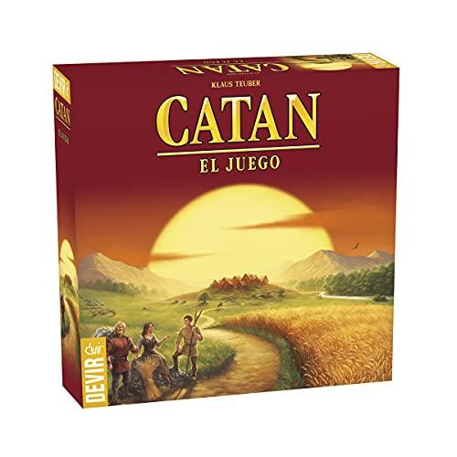 Devir - Catan, juego de mesa - Idioma ca...