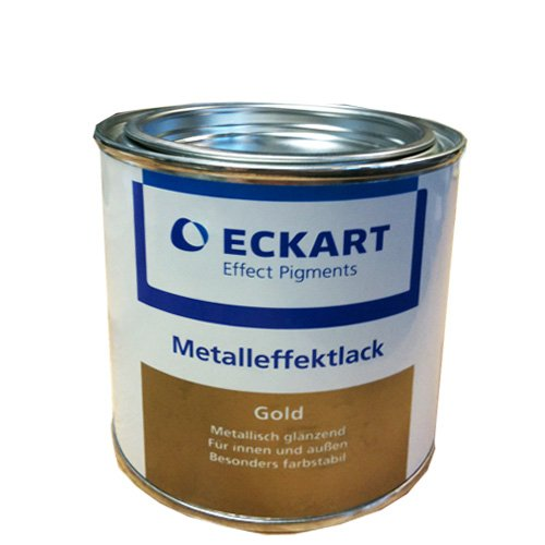 Eckart - Metalleffektlack Gold 375ml