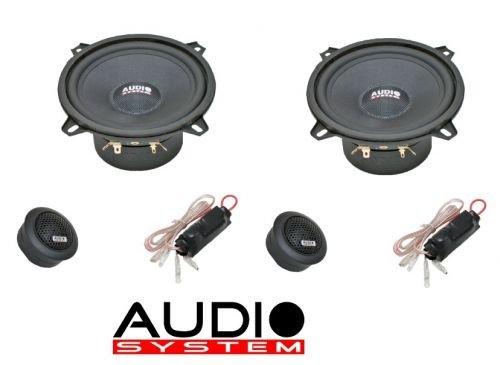 Audio System M 130 Plus Haut-parleur Renault Master 2 2003-2010 portes avant