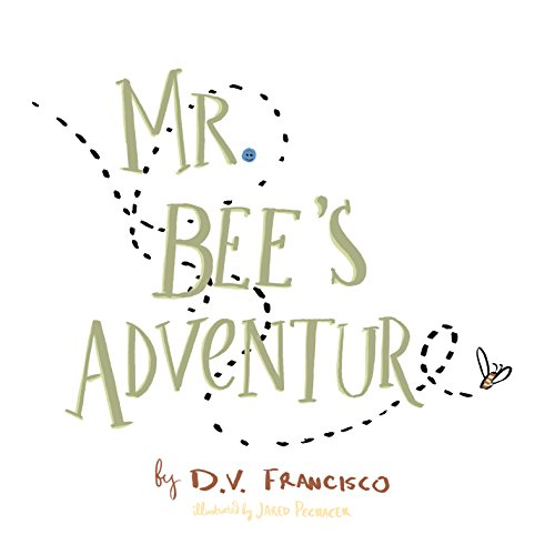 Mr. Bee's Adventure audiobook cover art