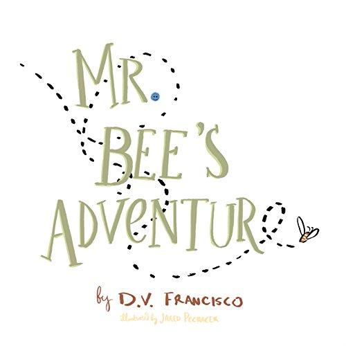 Mr. Bee's Adventure audiobook cover art