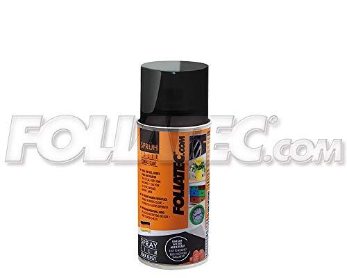 Foliatec 20362F Spraydose Farbe Abziehbar für Viele Untergründe, Schwarz