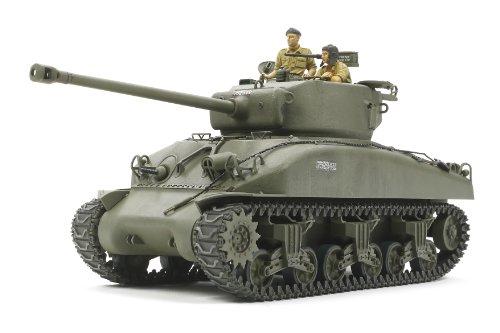 The Hobby Company Tamiya 300035322 - Carro Armato M1 Super Sherman (Israele), Scala 1:35