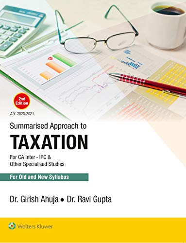 SUMMARISED APPROACH TO TAXATION, 3RD