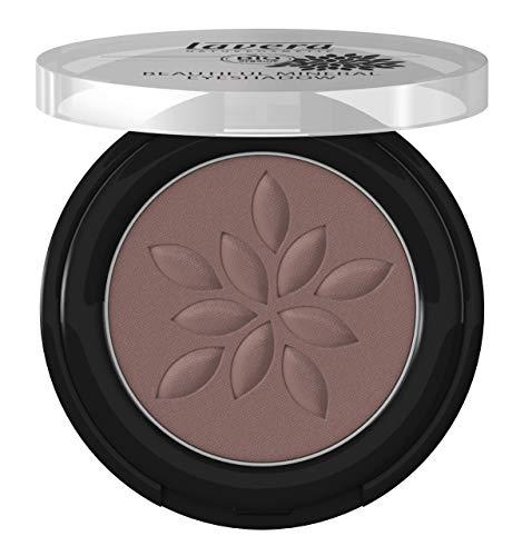 lavera Beautiful Mineral Eyeshadow -Matt'n Mauve 34- Lidschatten ∙ Traumhaft sanfte Textur Naturkosmetik Natural Make-up Bio Pflanzenwirkstoffe 100% natürlich 3er Pack (3x 2 g)