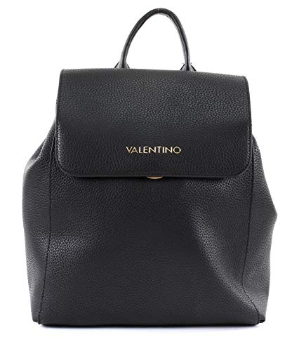 Mario Valentino Valentino by Damen Handbag BACKPACK, Schwarz (Nero), 16x32x29 cm