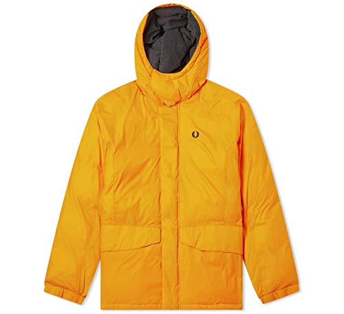 Fred Perry Padded Parka Jacket Herren