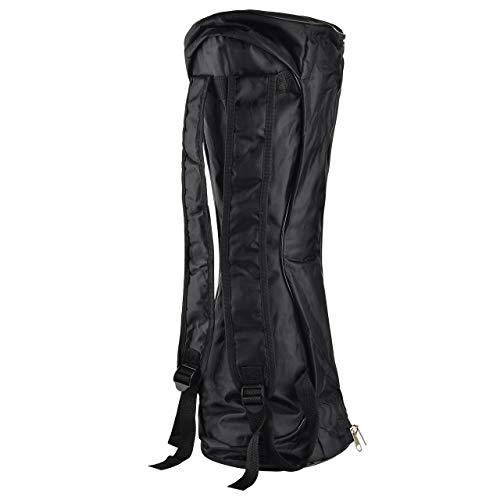 CM Tragbare wasserdichte Tragetasche Rucksack für 20,3 cm (2 Räder), selbstbalancierendes Smart Scooter Drifting-Board, mit verstellbaren Schultergurten und Netztasche
