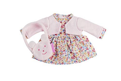 Nenuco - Ropita en Percha 35 cm, vestido y chaqueta (Famosa 700015615)
