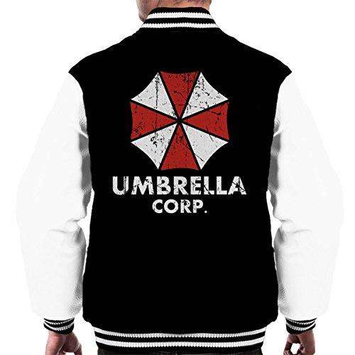 Cloud City 7 Umbrella Corp Resident Evil Men's Varsity Jacket
