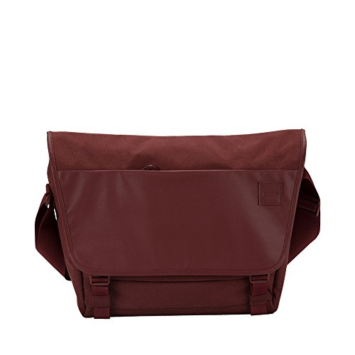 Incase Compass Messenger Bag for up to 15' MacBook Pro (Deep Red - INCO200199-DRD)