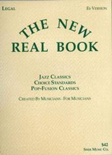 The New Real Book - Volume 1 (Key of Eb)