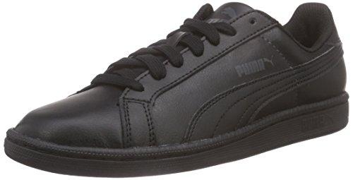 Puma Puma Smash FUN L Jr, Unisex-Kinder Sneakers, Schwarz (black-black 05), 36 EU (3.5 Kinder UK)