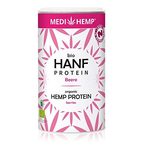Bio Hanfprotein Beere 180g