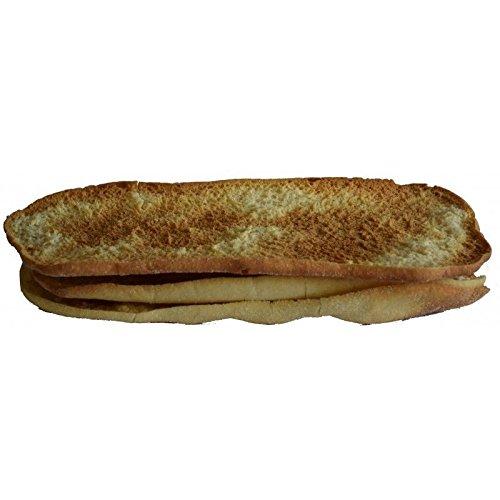 Pane tradizionale sardo Bistoccu di Montresta 250gr integrale