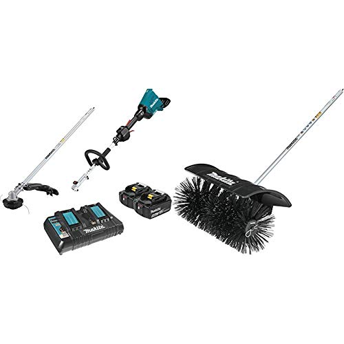 Best Buy! Makita XUX01M5PT 18V X2 (36V) LXT Lithium-Ion Brushless Cordless Couple Shaft Power Head K...
