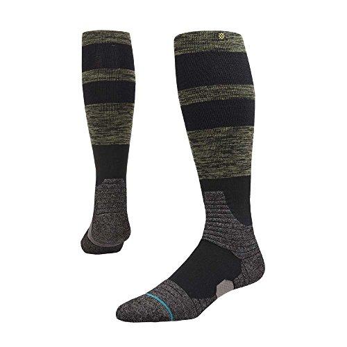 Stance Stance Stoney Ridge Snowboard Sokken voor heren, Olijf, M