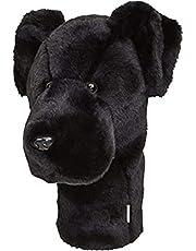 Daphne's - Funda para Cabeza de Palo de Golf, diseño de Labrador Negro