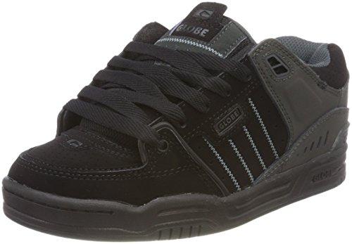 Globe Fusion, Zapatillas de Skateboard para Hombre, Negro (Black/Night), 43 EU