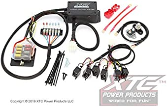 2019 Polaris RZR XP Turbo S Plug & Play 6 Switch Power Control System - Switches not Included by XTC Power Products PCS-64-TSX-NS