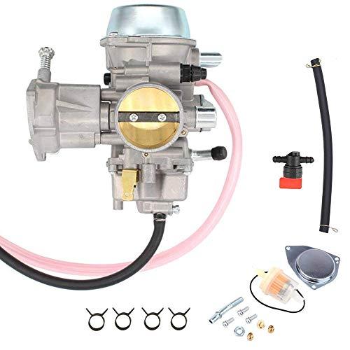 CQYD YXR660 Carburetor Assembly for Yamaha Rhino 660 YXR660 2004-2007 ATV