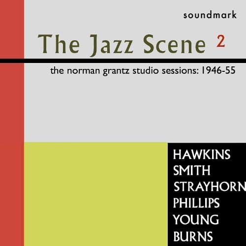 Billy Strayhorn, Willie Smith Quintet, Lester Young Trio, Coleman Hawkins Septet, Flip Phillips Ensemble, Ralph Burns Ensemble