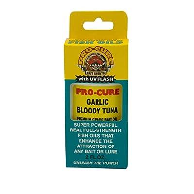 Pro-Cure Garlic Bloody Tuna Bait Oil