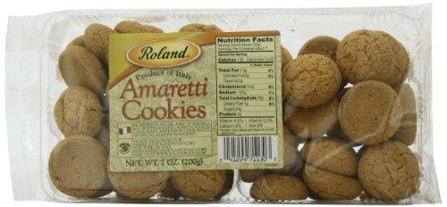 italian amaretti cookies - 8