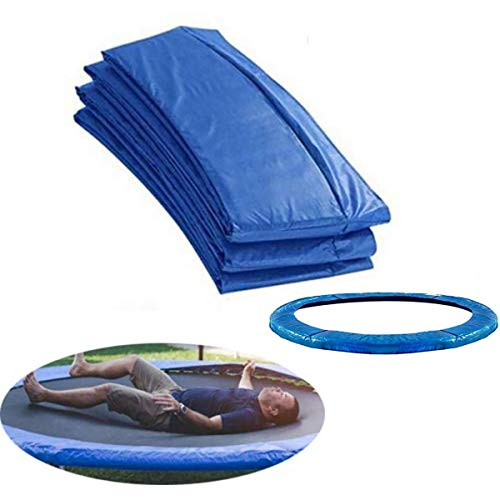 Replacement Trampoline Surround Pad Foam Safety Guard Spring Cover Padding Pads Safety Guard 6Ft/8Ft/10Ft/12Ft/13Ft,13FT