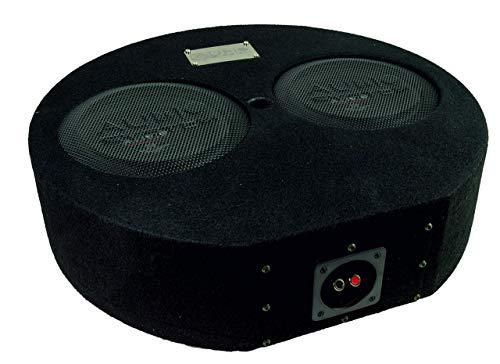 Audio System SUBFRAME R10 Flat-2 EVO Bassreflexgehäuse mit 2X R 10 Flat EVO 600 Watt RMS