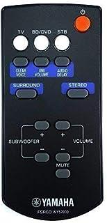 Originele Yamaha FSR60 WY57800 Soundbar afstandsbediening