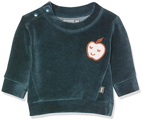 Imps & Elfs G Pullover Long Sleeve Pull, Bleu (Orion Blue P234), 74 Bébé Fille