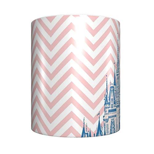 Magic Castle Milennial - Taza de café de cerámica, diseño de castillo milenario