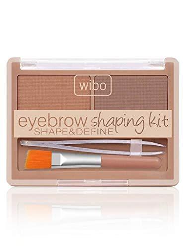 Wibo, Kit para moldear las cejas, Eyebrow Shaping Kit 1