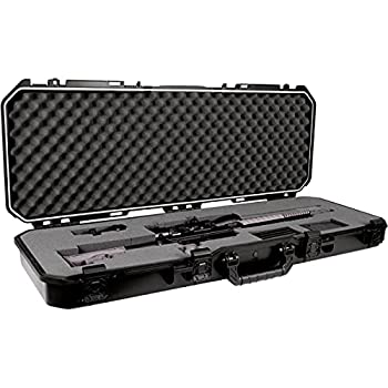 Plano All Weather Tactical Gun Case 42-Inch  Black