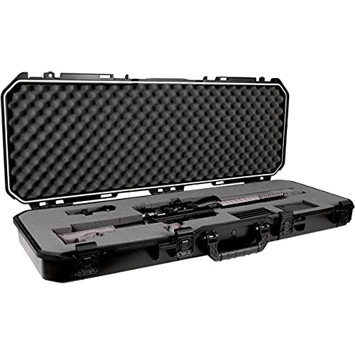 Plano All Weather Tactical Gun Case, 42-Inch , Black