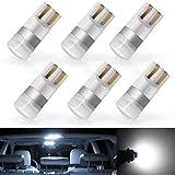 Biqing Car Interior Light Bulbs