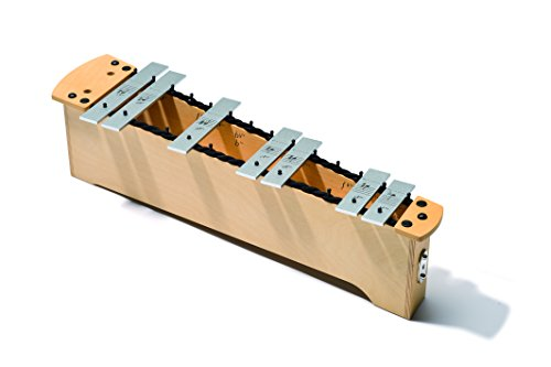 SONOR ソナー オルフ教育楽器 プライマリー・シリーズ ソプラノ・メタロフォン 7音 SN-SMP2.1 【国内正規品】