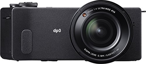 Sigma DP0 Quattro Fotocamera Digitale, Nero