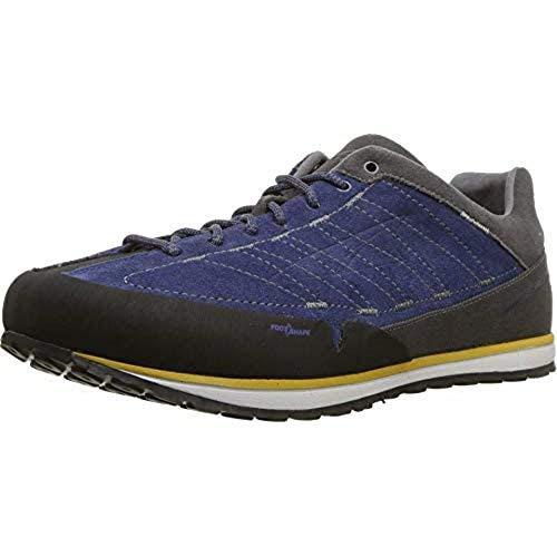 ALTRA Men's Grafton Trail Shoe, Blue/Gray, 10